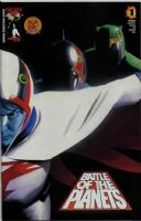 Battle of the Planets #1 - Dynamic Forces Exclusive Alternate Cover Variant